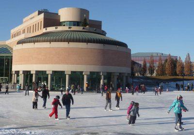 markham skating