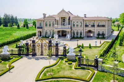 vaughan house