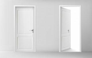 open vs closed mortgage
